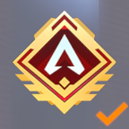 Apex Legends Account Level Badge