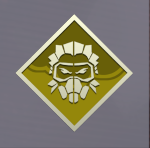 Apex Caustic 1 Badge