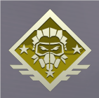 Apex Caustic 5 Badge