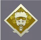 Apex Mirage 3 Badge