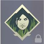 Apex Wraith 2 Badge