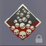 Caustics Wake Badge