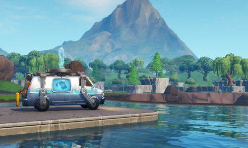 Fortnite Season 8 – Reboot Van Coming