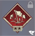 Glory Seeker 2 Badge