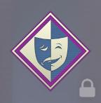 Group Theatrics 1 Badge