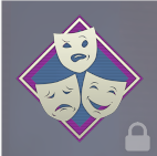 Group Theatrics 3 Badge
