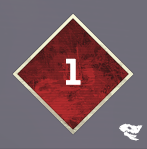 Wild Frontier Level 1 Badge