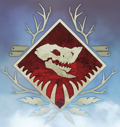 Wild Frontier Level 110 Badge