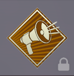 Shot Caller Badge