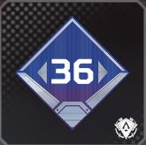 Battle Charge Level Badge