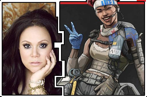 Meet The Voice Actors of hit BR Apex Legends