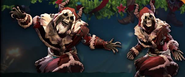 Sea of Thieves Skeleton Curse